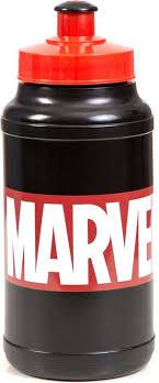 Спортивная <b>бутылка Irontrue</b> Marvel <b>500мл</b>, черный — купить в ...
