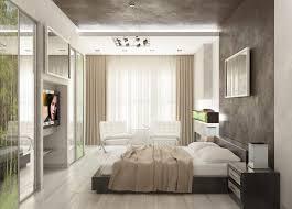 amusing vintage modern bedroom with platform also tv cabinet then awesome pendant lamp also wooden floor amusing white bedroom design fur rug