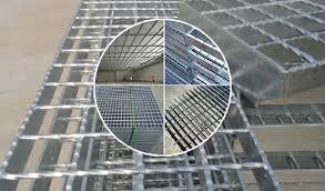 warehouse mezzanine decking floor grates with serrated anti slippery property warehouse storage use decking grates bar grate mezzanine floor