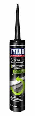 <b>Герметик битумно</b>-<b>каучуковый</b> для <b>кровли TYTAN</b> Professional ...