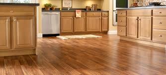 types of kitchen floors