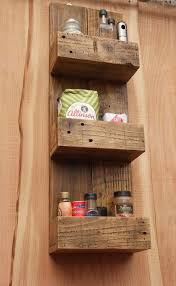 country themed reclaimed wood bathroom storage: tall rustic kitchen bathroom storage shelves made from reclaimed wood