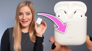 New Engraved <b>AirPods 2</b> with wireless charging <b>case</b>! - YouTube