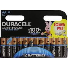 <b>Батарейки AA Duracell</b> ULTRA POWER MX1500 12 шт. — купить ...