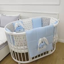 <b>Комплект</b> в кроватку <b>Happy Family Studio</b> Добрые сны Зайка для ...