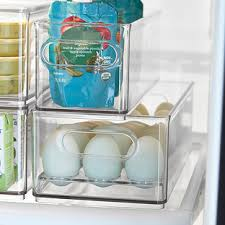 The <b>Home</b> Edit <b>Egg</b> Bin | The Container Store