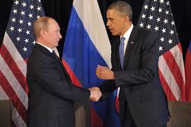 Risultati immagini per putin e obama