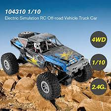 guoxuEE WLtoys <b>104310 1/10 Electric</b> Simulation RC Off-Road ...