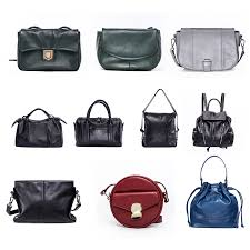Gionar <b>2019</b> New Designs <b>Soft Leather</b> Set <b>Bag</b> with LOGO
