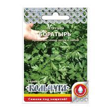 <b>Семена Петрушка листовая Богатырь</b> - купите по низкой цене в ...