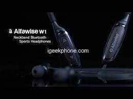 <b>Alfawise</b> W1 Review - Premium Bluetooth Headset at a <b>Great</b> Price ...