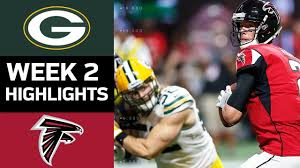 Packers vs. Falcons | NFL Week 2 Game Highlights - YouTube