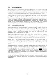 work aspirations career aspiration statement examples ~ Odlp.co 3.3 Career Aspirations .