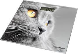 <b>Напольные весы Redmond RS</b>-<b>735</b> Кошка — купить в интернет ...