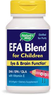 <b>EFA Blend for Children</b> / 120 Softgels - Nature's Way®.