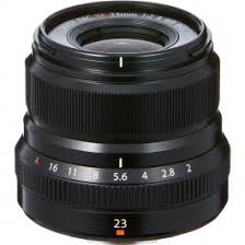 <b>Объектив</b> к фотокамере <b>Fujifilm XF 23mm F2</b>.<b>0</b> Black (16523169 ...