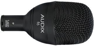 <b>Инструментальный микрофон Audix</b> f6
