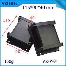 <b>hot selling wall mount</b> plastic enclosure pcb plastic case (10 pcs ...
