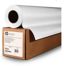"<b>HP Production Satin Poster</b> Paper 24""x300' Roll L5Q01A"