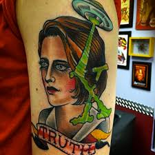'<b>X</b>-<b>Files</b>' First Look and '<b>X</b>-<b>Files</b>' <b>Tattoos</b> - <b>Tattoo</b> Ideas, Artists and ...