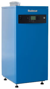 Газовый <b>котел Buderus Logano plus</b> GB102-30 31.7 кВт ...