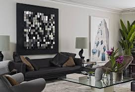chic large wall decorations living room: decorationschic furniture modern wall decorating design inspiration wall shelves plus white plain painted wall