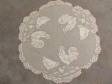 <b>Lace Round</b> Table Runners for sale | eBay
