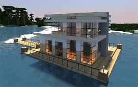 Modern Minecraft Houses   Nerd ReactorMinecraft   modernhouse
