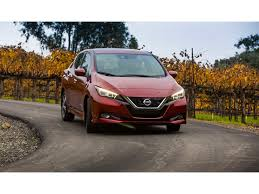 <b>2019</b> Nissan <b>Leaf</b> Prices, Reviews, and Pictures | U.S. News ...