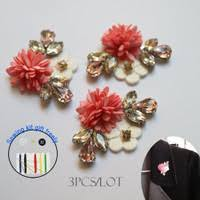 <b>1pc sew on</b> Letter embroidery beaded patches for clothes DIY ...