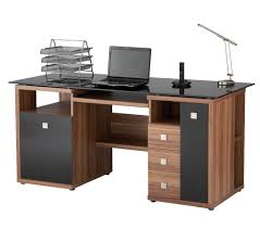 desk office table home computer desks for home office amazing glass office table