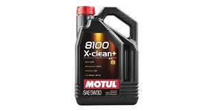<b>Масло моторное MOTUL</b> 8100 X-clean+ 5w30 <b>синтетическое</b>, SM ...