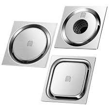 Набор сливных клапанов <b>diiib</b> Whirlpool Floor Drain (3 шт) Silver ...