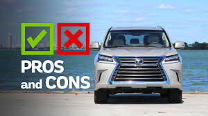 2019 <b>Lexus LX</b> 570: Pros And Cons
