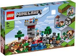 Конструктор LEGO Minecraft 21161 <b>Набор для творчества</b> 3.0 ...