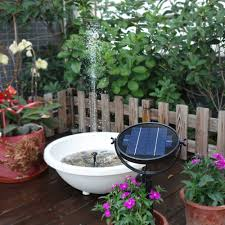 6V 3.5W <b>Solar Fountain</b> Pump <b>Solar</b> Power Brushless Water Pump ...