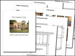 Chicken Coop Plans and Kits     TheGardenCoop comFree chicken coop design plan previews from TheGardenCoop com