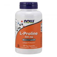 ROZETKA | Аминокислота NOW <b>L</b>-<b>Proline 500</b> mg Veg Capsules ...