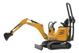 Мини-экскаватор <b>Bruder Jcb 8010</b> cts - отзывы покупателей на ...