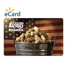 Logan's Roadhouse $25 Gift Card (Email Delivery) - Walmart.com ...