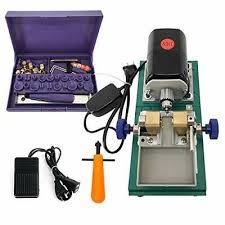 <b>110V</b> Full Set <b>Jewelry</b> Jade Pearl Stepless Drilling Holing Machine ...