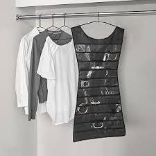 <b>Органайзер для украшений</b> Umbra <b>Little</b> Dress черный - цена ...