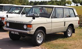 Range Rover Classic - Wikipedia