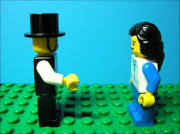 Abraham Lincoln Bio Lego Biography Abraham Lincoln Youtube
