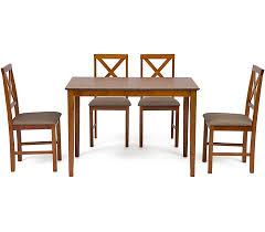 <b>Обеденный комплект эконом</b> Хадсон (стол - 4 стула)/Hudson ...