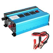 3000W Car Power Inverter,DC 12V to <b>AC</b> 110V Solar Converter with ...