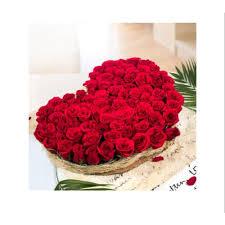 Bucket Blossom <b>Joy</b> Red Rose <b>Flowers</b>, 50, Rs 2099 /piece, Gnix ...