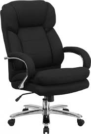 quick view samson series big tall 500 lb black fabric executive office chair big office chairs executive office chairs
