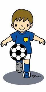Resultado de imagen de dibujos de futbol infantil