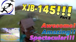 <b>HGLRC</b> XJB-145 3 <b>inch</b> racing drone. Even Better with Good ...